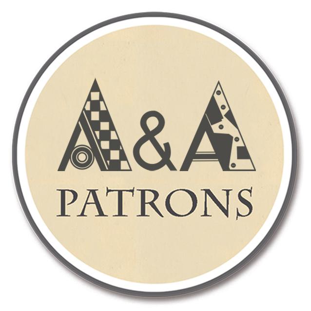 logo A&A PATRONS