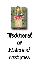 A&A Patrons : Traditional or historical costumes