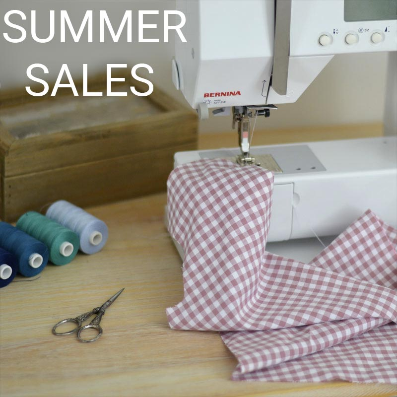 A&A summer 2019 haberdashery fabric sales