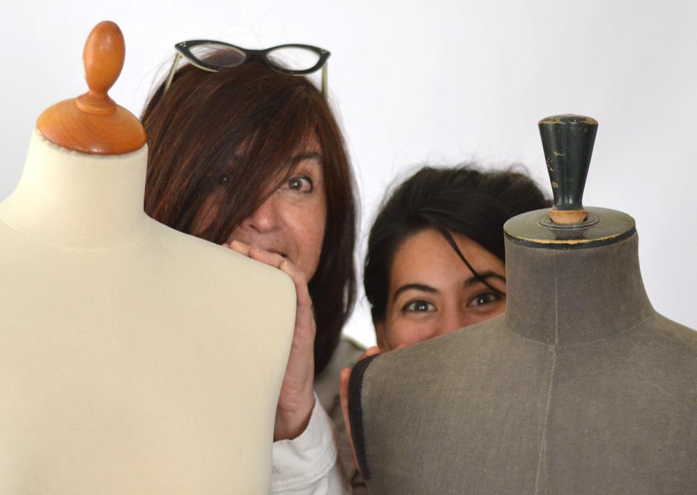 Nadine et Amandine A&A patrons